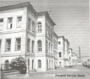 Galatasaray İlkokulu Rıhtımı
