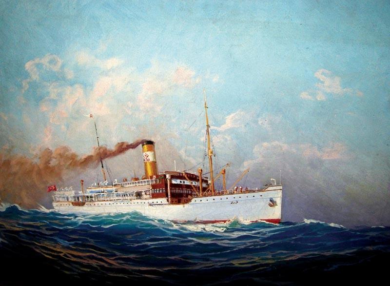 Karadeniz Vapuru (Skylife Ekim 2007'den alınmıştır)